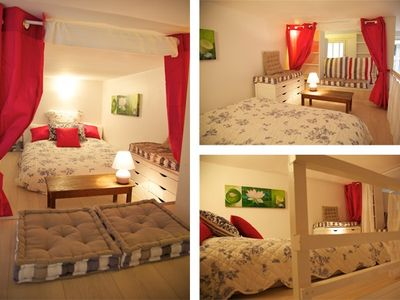 Photo for Paris, very nice apartment for 2/3 persons at the foot of Montmartre.