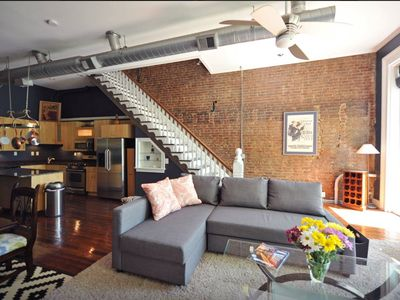 Photo for Historic Urban Loft In Downtown Louisville