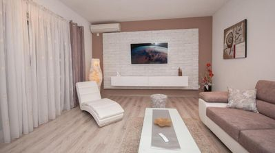 Photo for Holiday apartment Kaštel Štafilić for 8 - 10 persons with 4 bedrooms - Holiday apartment in one or m