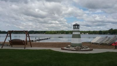 Photo for South Shore Resort Sparrow & Wren cabins in Twin Lake MI