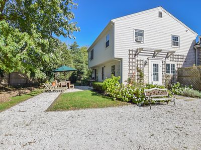 Photo for #505: Walk to Nauset Beach! Private yard & large private patio!