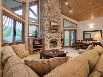 Photo for NO CLEANING FEE ~ CX342 by Mountain Resorts: ~ Top floor Mountainside ~ Ski & Boot Storage