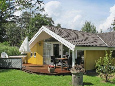 Photo for Vacation home Råbylille Strand in Stege - 8 persons, 4 bedrooms
