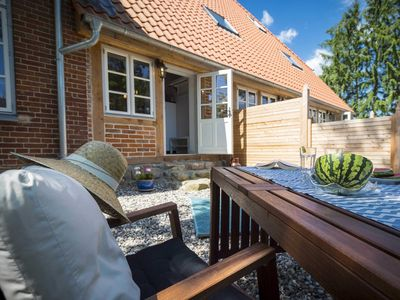 Photo for Exclusive apartment 1 for 2 persons near Timmendorfer Strand - Ferienhof am Hemmelsdorfer See