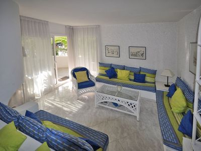 Photo for generous holiday rental directly on the beach with pool for 2-5 persons, quiet