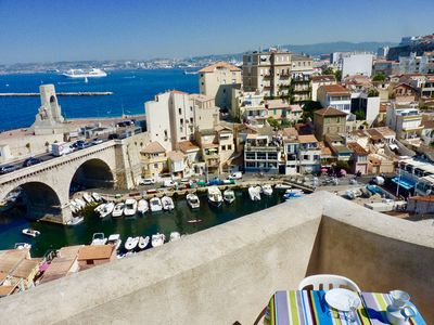 Photo for In the heart of Vallon des Auffes