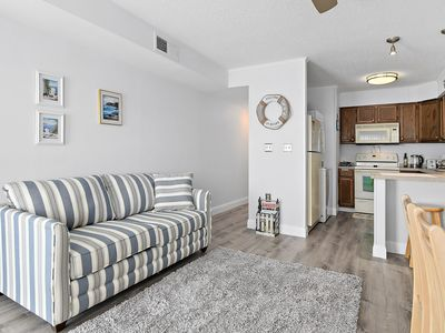 Photo for Fully Remodeled 1 Bedroom Condo With Outdoor Pool!