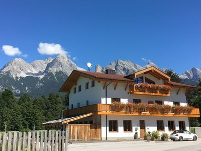 Photo for Spacious apartment just outside well-known Maria Alm