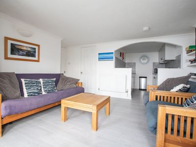 Photo for One Bedroom Self-Catering Apartment With A Breathtaking View of Woolacombe Bay