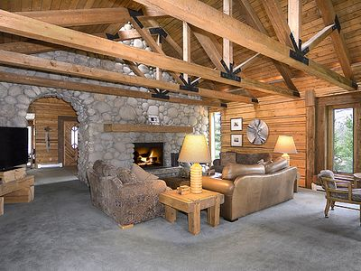 Spacious home near Snowmass Village great for family vacation.