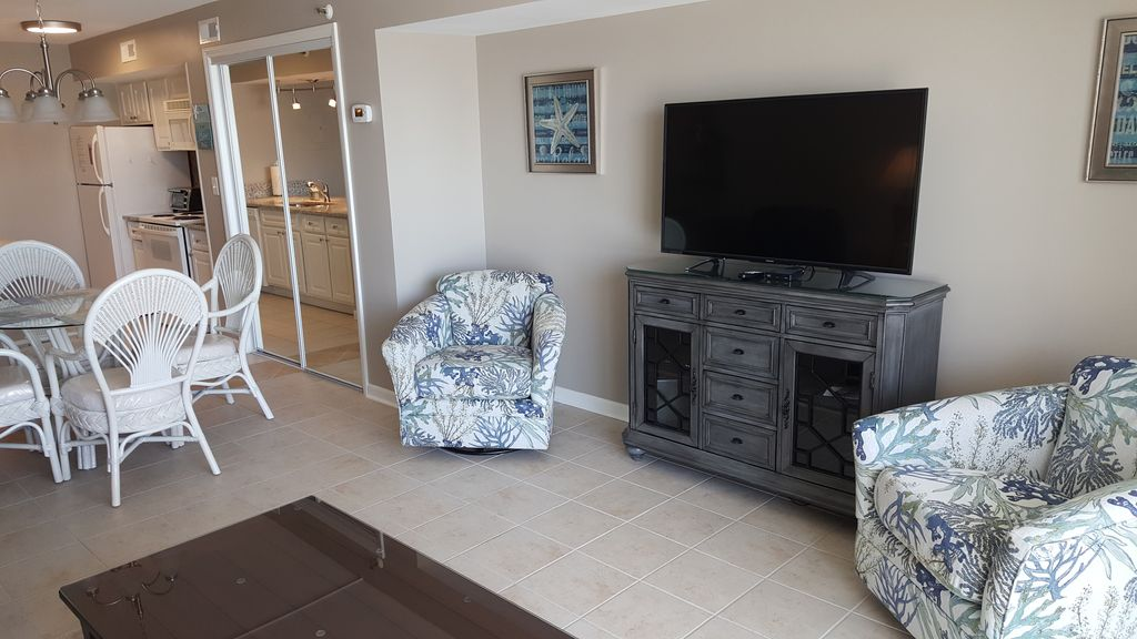 Completely Renovated One Bedroom Ocean Front Condo North Myrtle Beach Myrtle Beach Grand