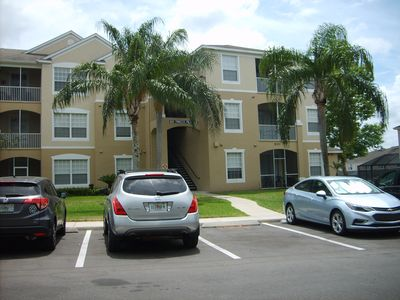 Photo for 3 Miles To Disney, No Extra fees, Gated & Secure,Free WiFi,Free use of Baby Gear