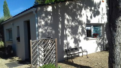 Photo for Mezzanine studio for rent for a short getaway in the Cévennes