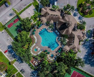 Photo for Picture Renting Your Own Luxury Home on the Exclusive Windsor Palms Resort, close to Disney, Orlando Townhome 2647