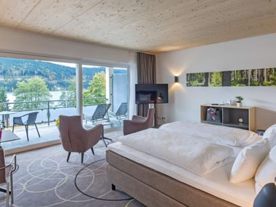 Photo for Small Titisee Suite - Brugger's Hotelpark am See
