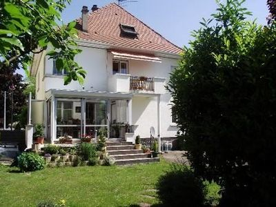 Photo for Beautiful spacious apartment in the heart of Alsace