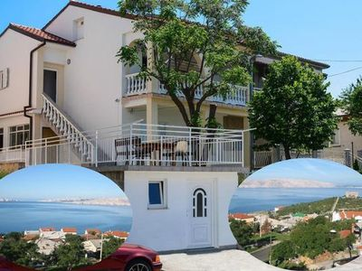 Photo for Holiday house Senj for 10 - 11 persons with 6 bedrooms - Holiday house