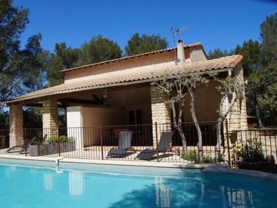 Photo for Vacation home Alpilles  in Grans, Provence - 5 persons, 2 bedrooms