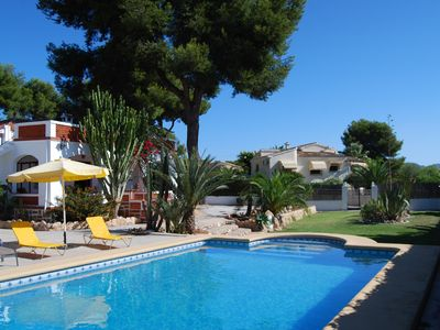 Photo for 3BR Villa Vacation Rental in MORAIRA, (ALICANTE) ESPAÑA
