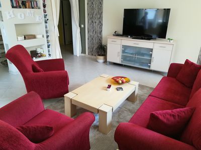 Photo for Nice family friendly apartment with pool by the sea in Alanya-Oba
