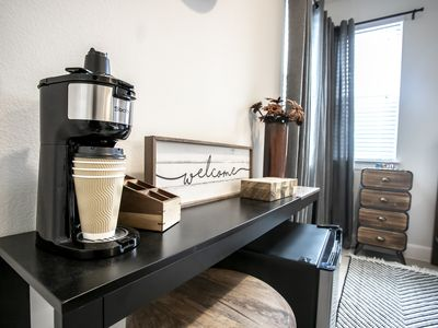 Photo for Cozy Modern Private Room Minutes From Downtown