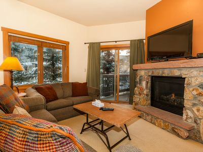 Photo for 1-Bedroom in River Run Village, Mountain Views, Short Walk to Gondola