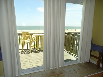 Tybee Lights - Oceanfront condo with a spectacular view!