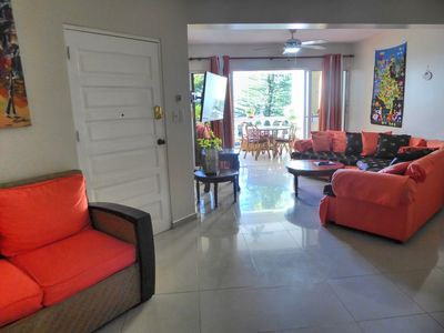 Photo for Sosua 2BR Condo 5 Minute Walk To Beach And Town