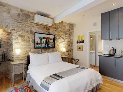 Photo for Studio Aurelius located in the historic wall of Diocletian's Palace in Split