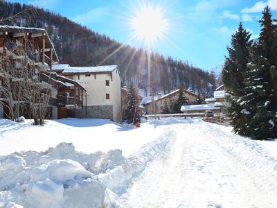 Photo for Apartment Gambouno 100m to Slopes