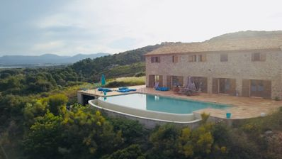 Photo for Exceptional residence in the heart of scrubland