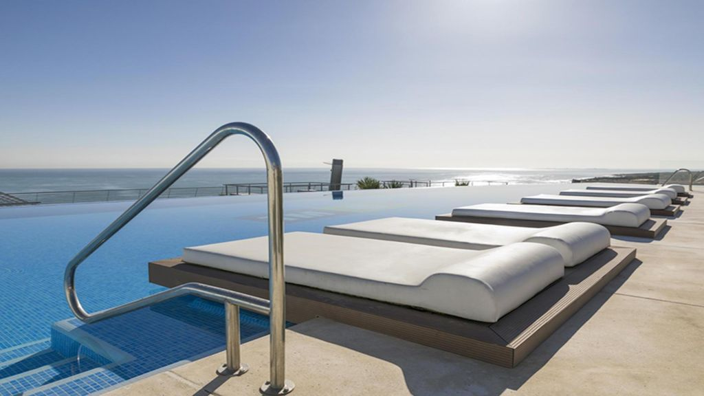 luxuriöse beachfront penthouse wohnung infinity view - los arenales