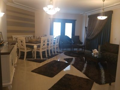 Photo for New amazing clean flat, close to Festival City, New Cairo