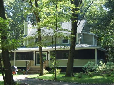 Great Family Home Set In Critical Dunes Of SW MI. Short Walk to lake!