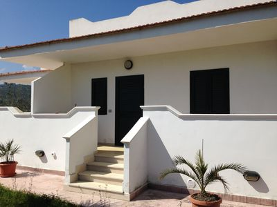 Photo for Villa Angela, holiday homes a few steps from the sea surrounded by greenery