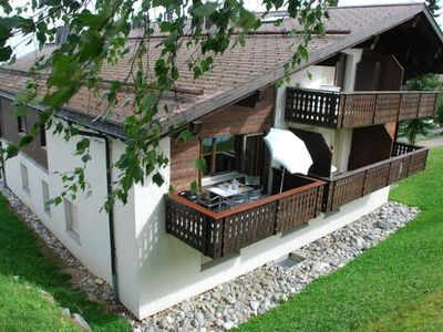 Photo for Holiday apartment Surcuolm for 4 - 6 persons with 2 bedrooms - Multistorey holiday home/maisonette