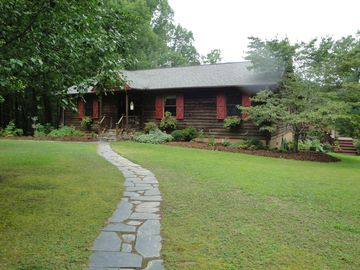 Spacious Country Home W/ 2 King Suites, Hot Tub, & Pond