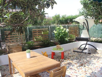 Photo for Charming T3 + Terraces Nice Imperial Park