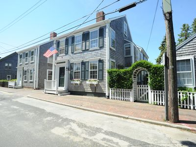 Beautiful, updated home on a quiet and historic street. Just steps from town!