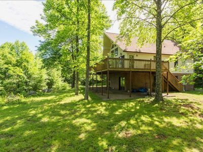 Photo for NEW! Buffalo Mountain View, 44 secluded acres just 2 miles off Blue Ridge Parkwa