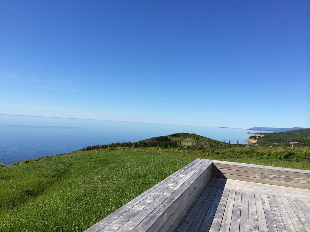 Perfect summer house with 360 degree views margaree forks for House 360 view