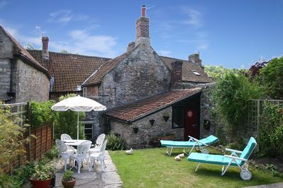 Terrific Charming 17Th Century Cottage In Croscombe Somerset Croscombe Interior Design Ideas Greaswefileorg