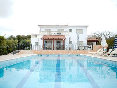 Photo for 5BR Villa Vacation Rental in Kissonerga, Paphos