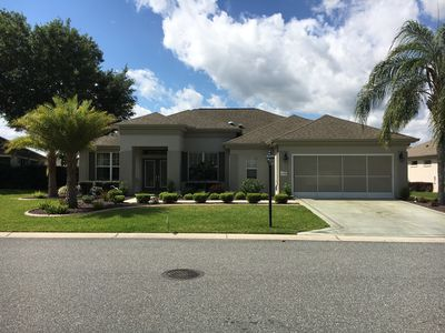 Photo for Del Webb Gated Community, five Miles North of the Villages