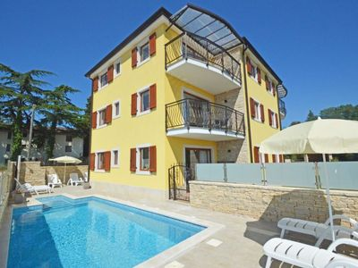 Photo for 2 bedroom Apartment, sleeps 6 in Savudrija with Pool, Air Con and WiFi