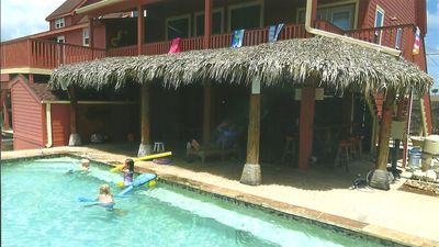 Photo for FAMILY SURFSIDE COMPOUND includes 65 ' boat slip and pool