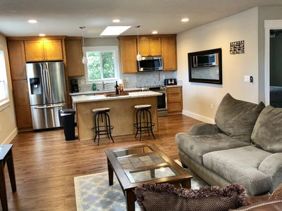 Photo for SE Portland New and Spacious 1 bed 1 bath unit