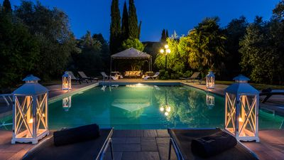 Photo for Rewind In Style In An Antique Villa- Your Accommodation One Of A Kind In Lucca