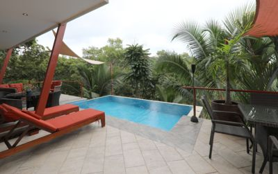 Photo for PRIVATE RAINFOREST RETREAT WITH CANOPY VIEWS OF MONKEYS, SCARLET MACAWS AND MORE