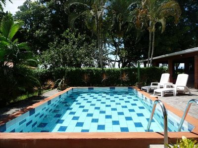 Photo for Private Beach House w/ pool with Authentic CR Experience !